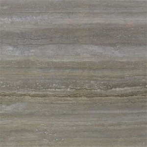 Stormy Gray Travertine