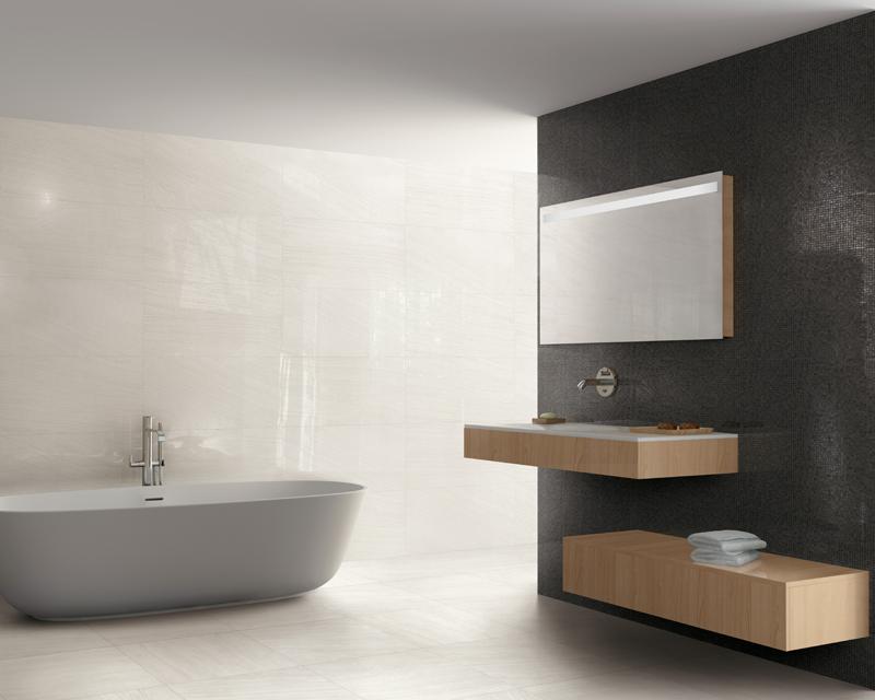Bagno Con Mosaico Bianco : Amb bagno bianco mosaico 10.18.10 AL ...
