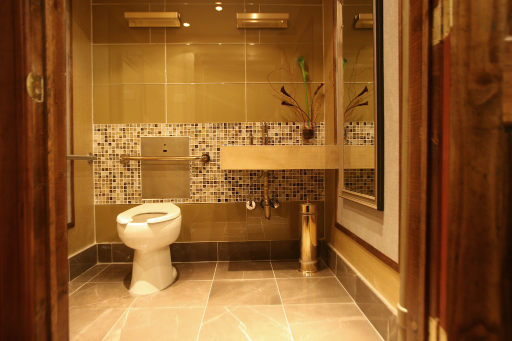 Firm ishka designs products glacier stone source - Commercial bathrooms designs ...