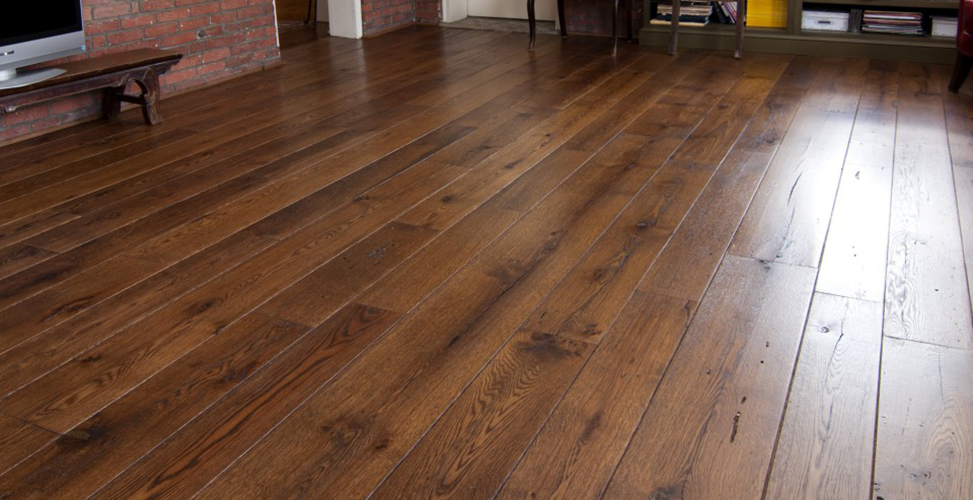 Reclaimed Wood Oak Floors Pinterest