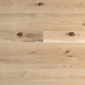 White Oak - Smooth - Uncoated