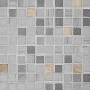 Zebra Gray Corten - .625inx.625in
