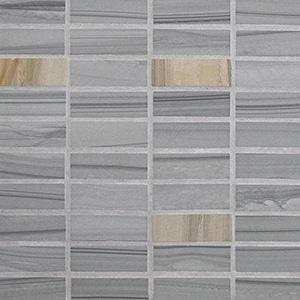 Zebra Gray Corten - .625inx2in