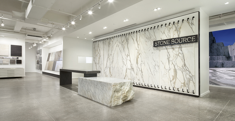 Granite Showrooms : Stone Source New York Showroom