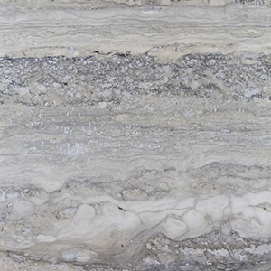 Stormy Gray - Honed + Filled - Travertine