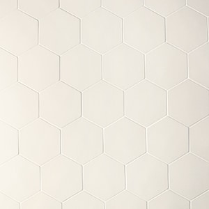 Bianco Hexagon Stone Source