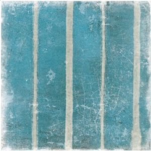 Old Cotto - Aquamarine - Natural - Porcelain Tile