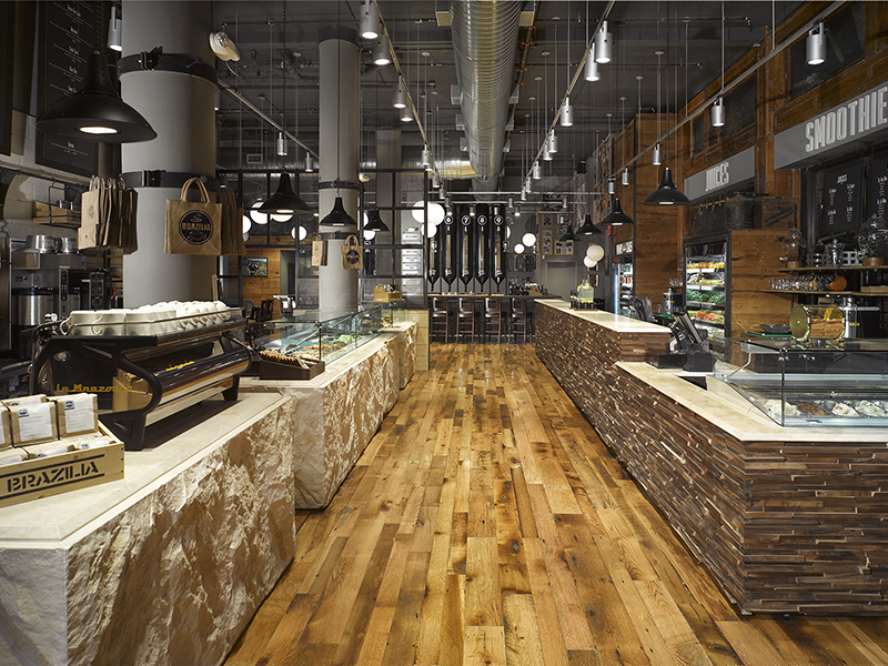Firm misra group product reclaimed antique oak stone