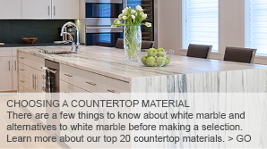 Countertop Material Guide : Choosing a Countertop Material - Stone Source