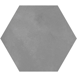 Mate-by-41zero42-Fumo-Hexagon-Porcelain-Tile