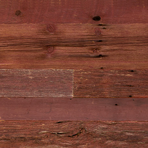 Red Barn Wood reclaimed pre-finished red barn siding - stone source