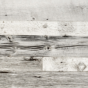 Reclaimed pre finished white barn siding stone source for Reclaimed wood sources