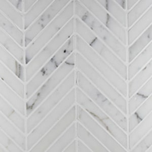 Calacatta-Honed-Chevron-Mosaic1