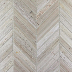 Nublado-Light-Honed-Chevron-Mosaic-Marble2