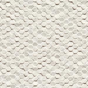 Marmi-Classico-Statuario-Gold-Esagonetta-Porcelain-Tile