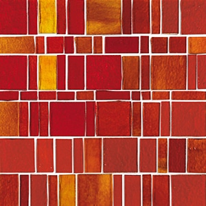 Liberty-Red-Glass-Mosaic