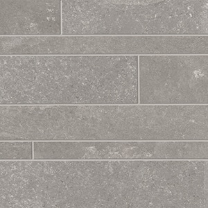 Groove - Bright Grey - Listelli - Porcelain Tile