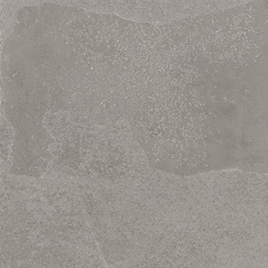 Groove - Bright Grey - Natural - Porcelain Tile