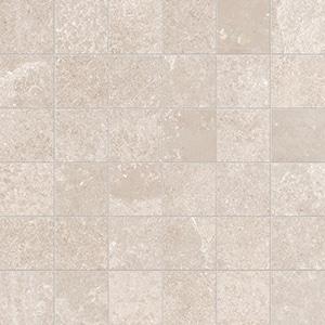 Groove - Hot White - Mosaico  - Porcelain Tile