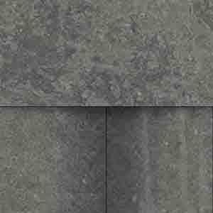 Groove - Mystique Black - Mosaico Steps - Porcelain Tile