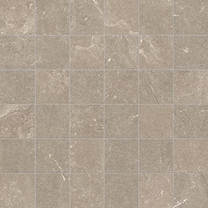 Groove - Nude Beige - Mosaico - Porcelain Tile