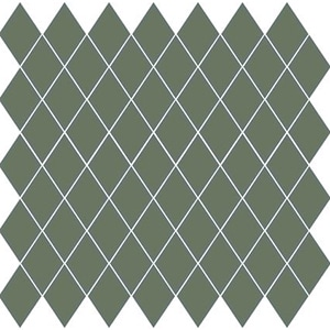 Rombini-Lasange-Green-Porcelain-Tile