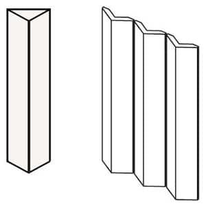 Rombini-Triangle-Large-White-Porcelain-Tile