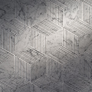 Romboo-Bianco-Carrara-Natural-Stone
