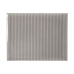 Essentials - 4x5 - Vento Grey - Pin Stripe