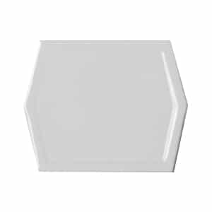 Essentials - Mod Picket - Raised Edge - Whisper White