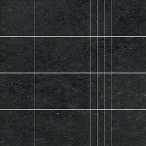 Pietre41-Mosaic-Triple-Black