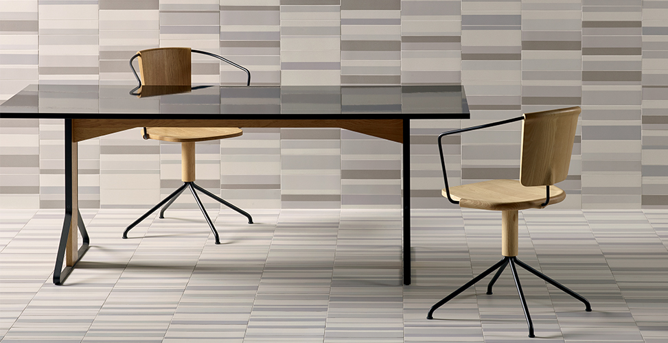 Piano by Mutina by Patricia Urquiola for Mutina. width=
