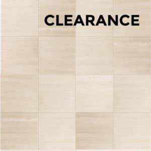 Clearance Porcelain Tile Materials