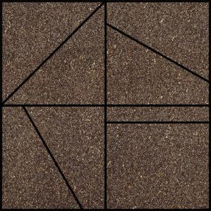 Ceramiche-Coem_Porfirica_Brown_mosaic-mix
