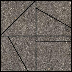 Ceramiche-Coem_Porfirica_Graphite_mosaic-mix